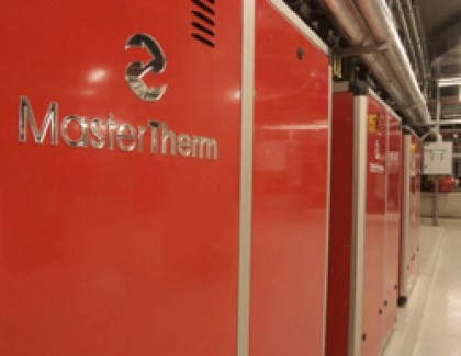 MasterTherm heat pumps
