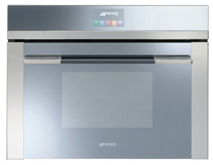 Smeg introduces new compact combination steam oven