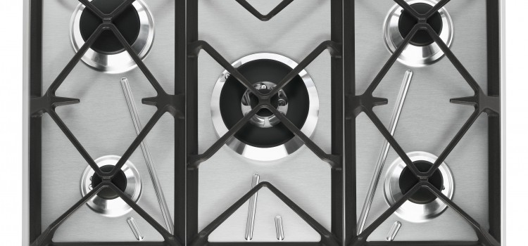 Classic styling and cutting-edge technology combine with Smeg's new SR975 gas hob