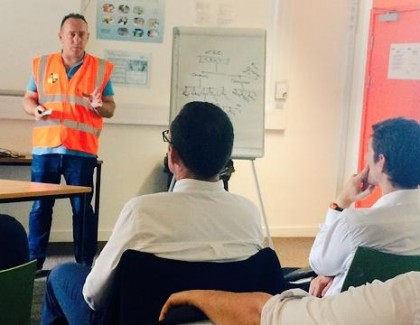 First 3-day BuildForce construction training event for service leavers a huge success