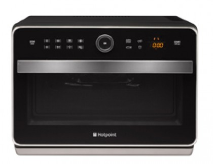 New Hotpoint combination microwave