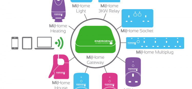 New range of smart devices help homeowners reduce energy bills