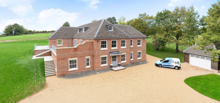 Hampshire house fitted with EnviroVent MVHR system