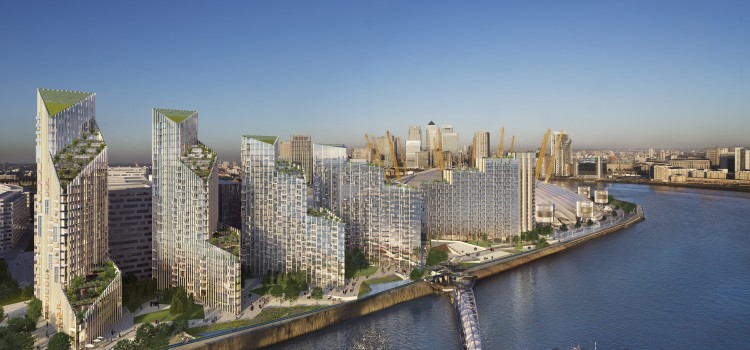 Sky partners with Fibre Options to deliver premium TV services to Greenwich Peninsula