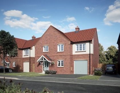 Walton Homes unveils Swallowhurst