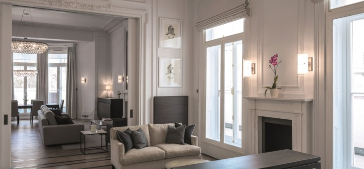 Holder Mathias completes stunning transformation of historic Hyde Park townhouse