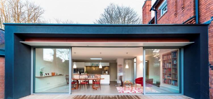 Victorian villa wins awards with Knauf Warm Wall