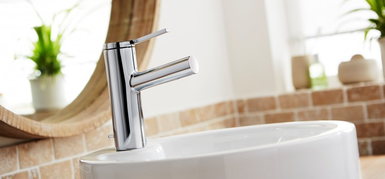 Mira fuses form and function in stunning Aspects tap collection