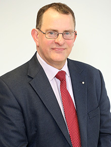 Mike Chapman, Knill James Chartered Accountants
