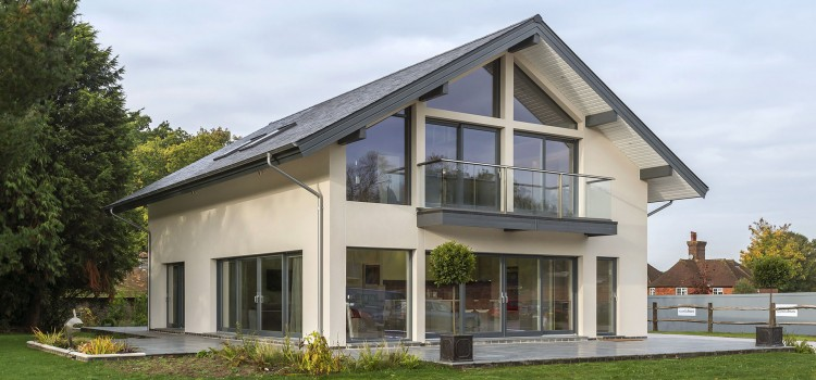 British Gypsum partners with Scandia-Hus on contemporary show home
