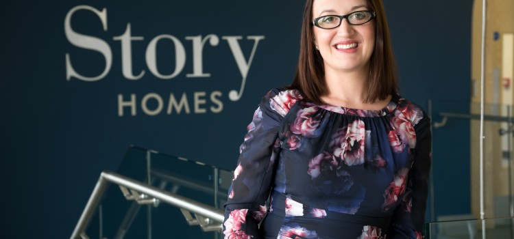 Story Homes lays foundations for successful 2016 with recent promotions
