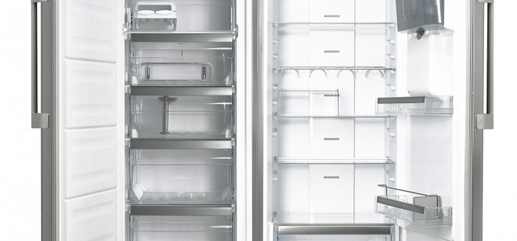 New Hotpoint tall cooling range brings style and flexibility to the kitchen