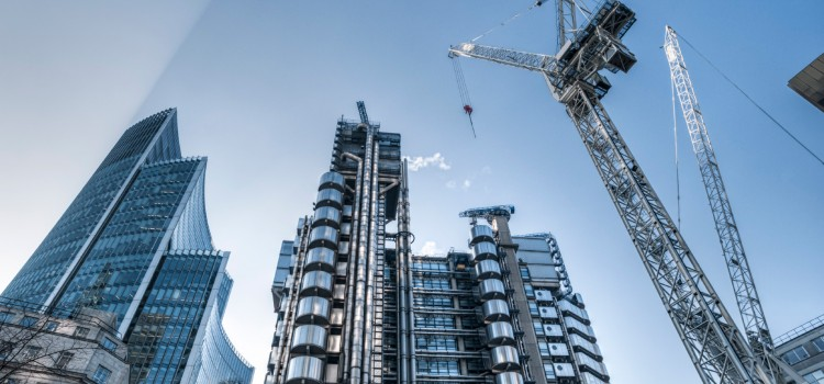 Skills shortage sees price of London construction rise