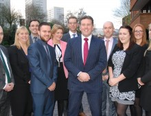 CPBigwood seven celebrate RICS Associate status