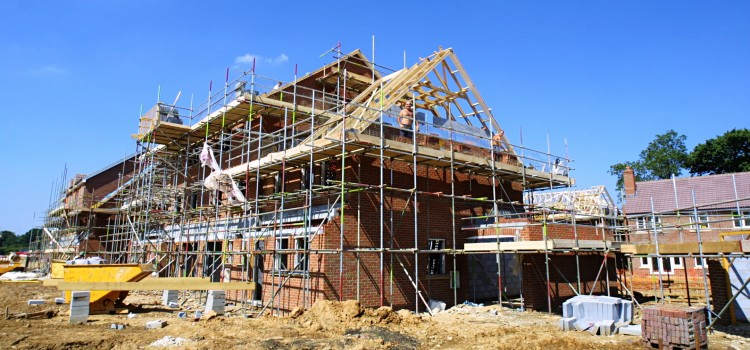 Over 100,000 jobs created by surge in house-building
