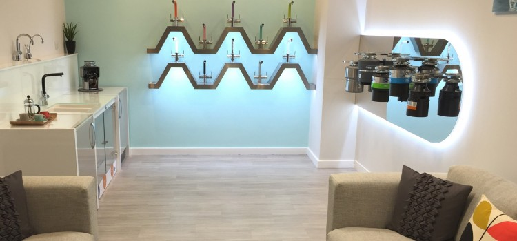 InSinkErator® unveils a new showroom at Watford HQ