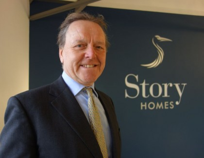 Story Homes appoints James Lambert OBE as Non-Executive Director