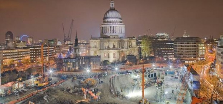London construction costs are the highest in Europe, says Arcadis