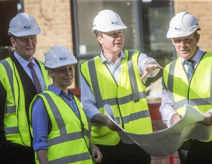 Government's 'Direct Commissioning' will see the construction of thousands of new homes