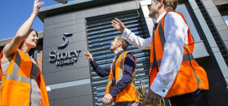 Story Homes opens doors to future apprentices