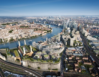 Report highlights Nine Elms as commercial property 'hotspot'