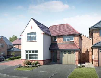 Redrow acquires 1,100 home site in Tamworth