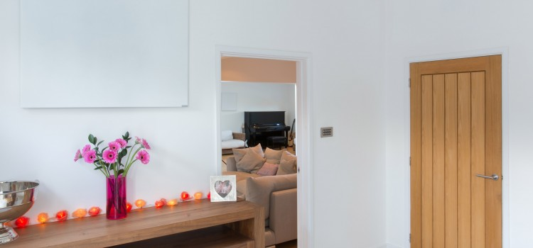 Infrared heating in a domestic setting