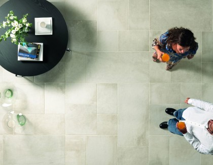 Ceramique Internationale to floor competition with exclusive new range