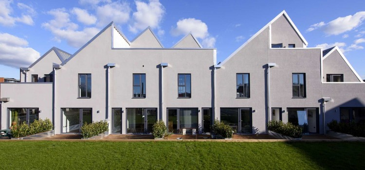 Little Kelham's low-carbon homes proving popular