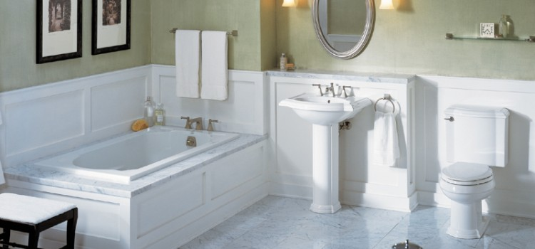 Modern vs. traditional bathrooms – Can you have the best of both?