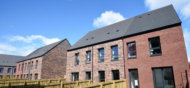 'Russelling' up tiles for Edinburgh development