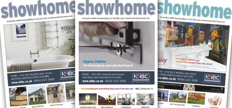 Showhome Feb/Mar 16 Issue