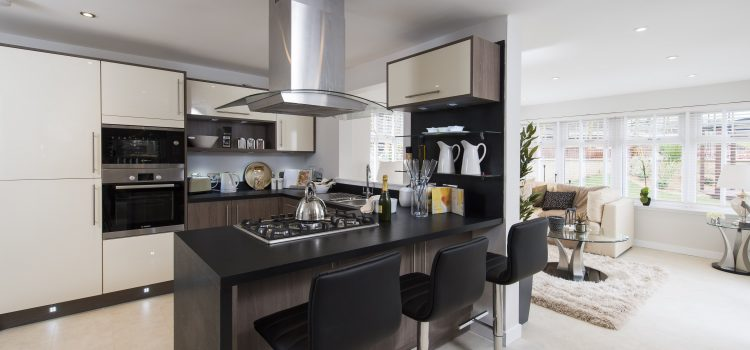 Lovell Homes use Designer Contracts to fit out new development