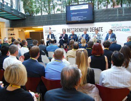 Construction leaders address EU elephant in referendum debate