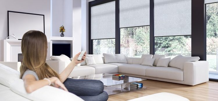Remote-controlled blinds will become the norm in UK households
