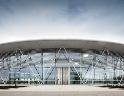 Factory 2050 wins 'Project of the Year' at the Constructing Excellence Awards