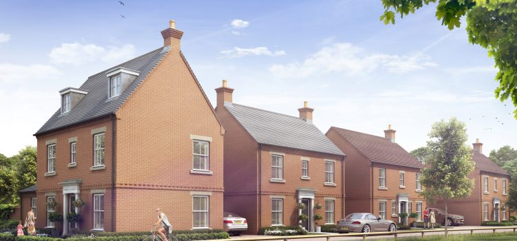 Mulberry Developments branching into Oxfordshire with launch at Stratton Park in Bicester