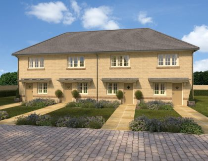 New homes of all sizes selling fast in Steeton