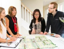 Hundreds flock to Ledsham garden village launch