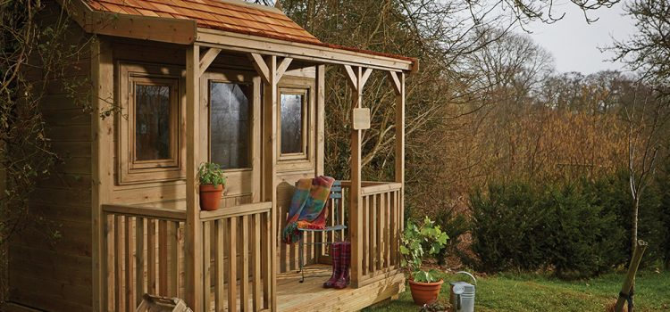 SHEDS: More than just storage