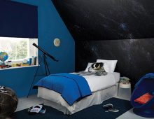 Special feature: Dulux reveals it's decoration, decoration, decoration when it comes to kids rooms
