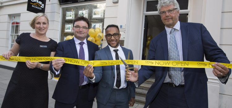 Successful Opening for Birmingham's Century 21 Bigwood