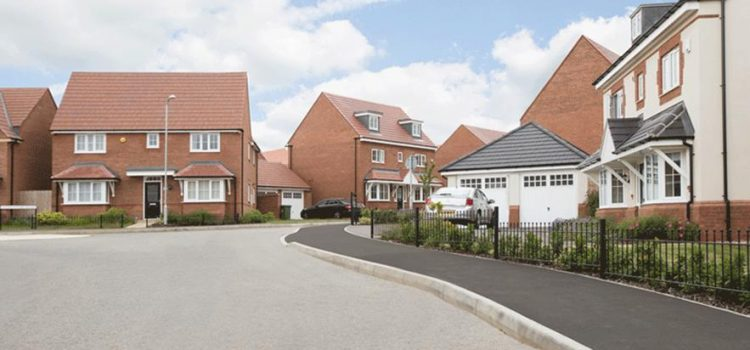 Barratt homes launches sales centre at sought after new phase in Corby