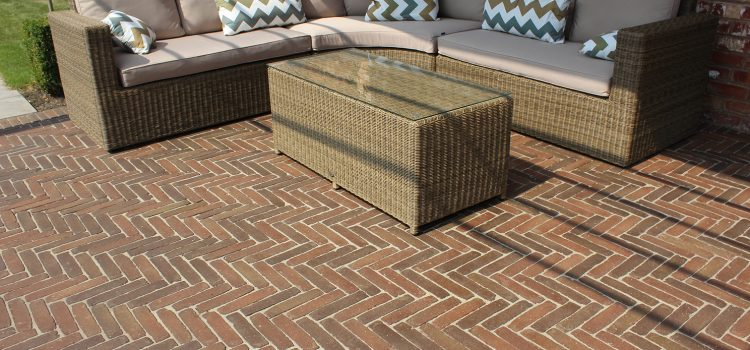 Natural paving products goes dutch with clay pavers