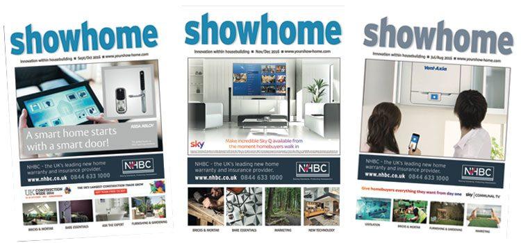 Showhome Nov/Dec 16 Issue
