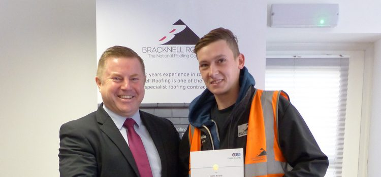 Bracknell roofing invests in future talent
