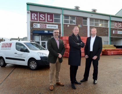 Further growth planned for independent roofing supplies business RSL