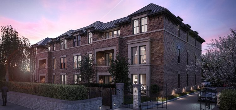 Contractor appointed for luxury apartment scheme in Cheshire