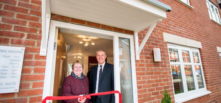 Linden Homes north west unveils new show home at popular Oldham development