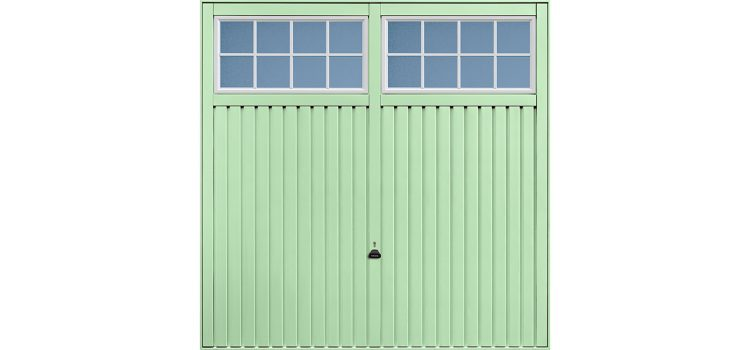It's a garage door colour Bonanza!